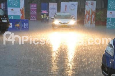 india karnataka bangalore news photo   heavy rains lashed